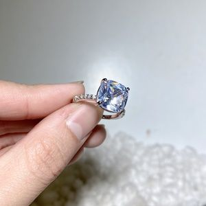 Nordstrom lab grown diamond ring like new